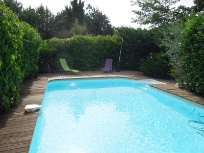 Holiday rentals Saint-Drézéry - Cottage - 4 persons - BBQ - Photo N° 1