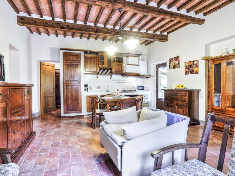 Location vacances Gaiole in Chianti -  Appartement - 3 personnes -  - Photo N° 1