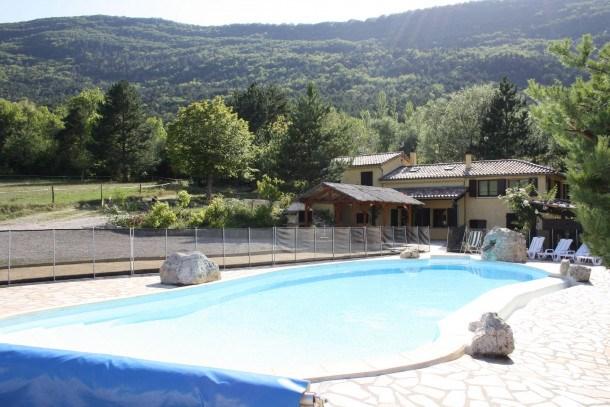 Location vacances Luc-en-Diois -  Maison - 12 personnes - Barbecue - Photo N° 1