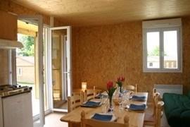 Location vacances Villegusien-le-Lac -  Gite - 6 personnes - Barbecue - Photo N° 1