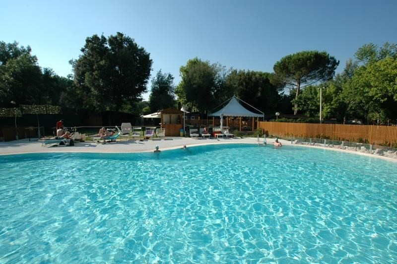 Camping Village iNTERNATiONAL St. Michael, 180 emplacements, 30 locatifs