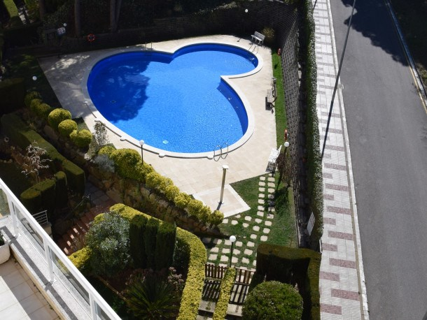 Location vacances Castell-Platja d'Aro -  Appartement - 6 personnes - Barbecue - Photo N° 1