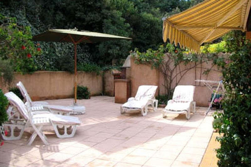 Holiday rentals La Croix-Valmer - House - 6 persons - BBQ - Photo N° 1