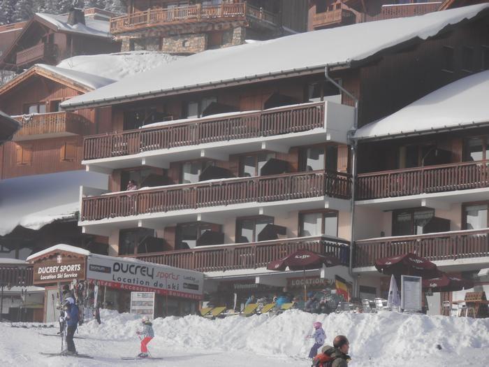 Location vacances Villard-sur-Doron -  Appartement - 6 personnes - Télévision - Photo N° 1