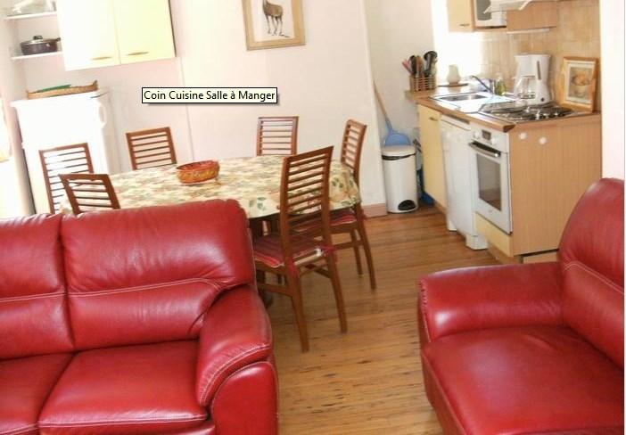 Location vacances Cauterets -  Appartement - 8 personnes - Télévision - Photo N° 1
