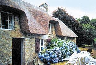 Holiday rentals Riec-sur-Bélon - House - 6 persons - BBQ - Photo N° 1