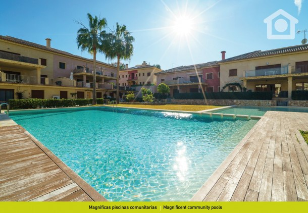 Location vacances Benissa -  Appartement - 12 personnes - Barbecue - Photo N° 1