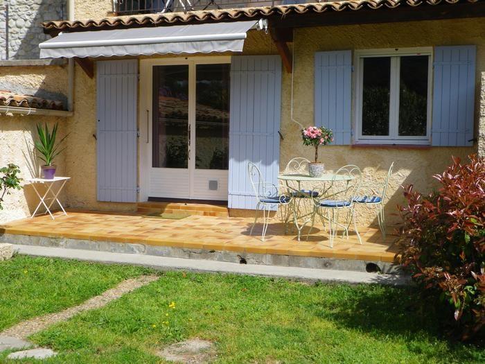 Wohnung de vacances à Nyons, en Rhône-Alpes pour 2 Pers ...