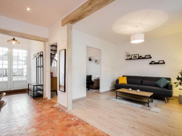 Location vacances Deauville -  Maison - 6 personnes - Télévision - Photo N° 1