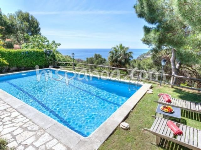 Location vacances Palafrugell -  Maison - 4 personnes - Barbecue - Photo N° 1