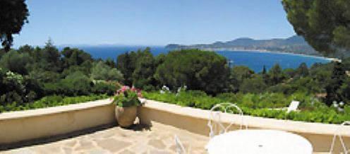 Location Maison Presqu'ile De Saint Tropez 8 à 10 personnes dès 1.300 euros par semaine