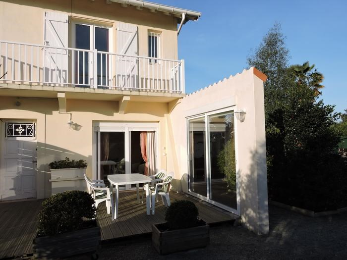 Location vacances Biarritz -  Appartement - 4 personnes - Barbecue - Photo N° 1