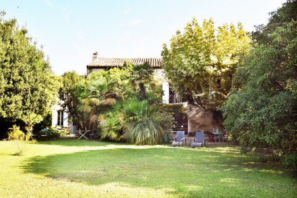 Location vacances Saint-Rémy-de-Provence -  Maison - 8 personnes - Télévision - Photo N° 1