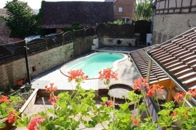 Gites avec piscine extérieure et sauna sur la route des vins - Dangolsheim