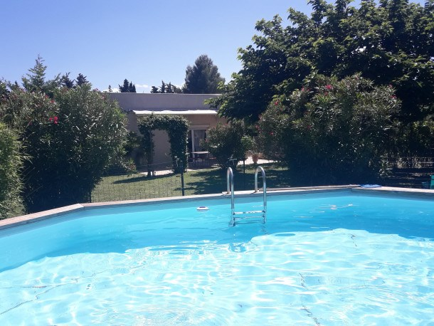 Location vacances Maillane -  Maison - 4 personnes - Barbecue - Photo N° 1
