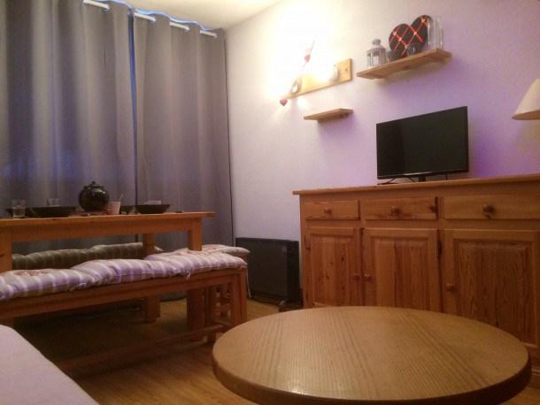 Location vacances Mâcot-la-Plagne -  Appartement - 4 personnes - Lecteur DVD - Photo N° 1