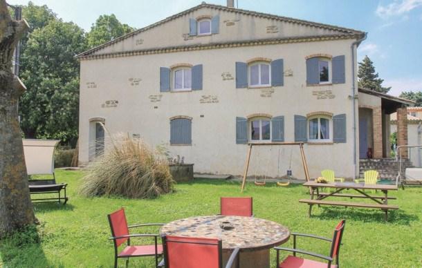 Location vacances La Bégude-de-Mazenc  -  Appartement - 4 personnes - Jardin - Photo N° 1