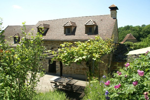 Location vacances Alvignac -  Maison - 4 personnes - Barbecue - Photo N° 1