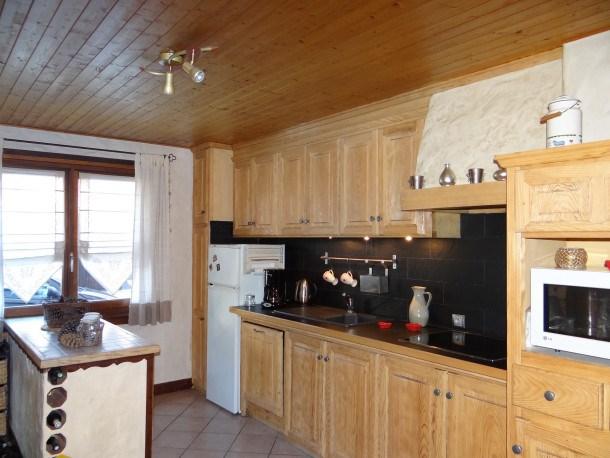 Location vacances Les Gets -  Appartement - 7 personnes - Salon de jardin - Photo N° 1