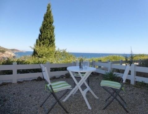 Location vacances Banyuls-sur-Mer -  Appartement - 5 personnes - Télévision - Photo N° 1
