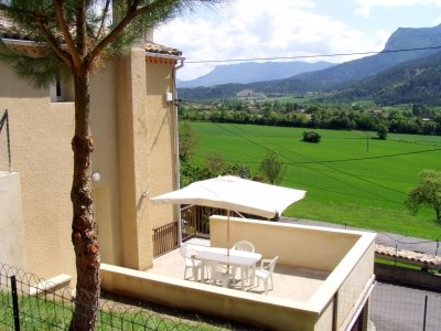 Holiday rentals Die - Cottage - 4 persons - BBQ - Photo N° 1