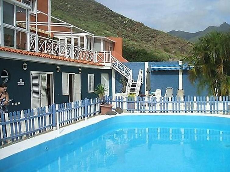 Location vacances San Andrés y Sauces -  Appartement - 2 personnes -  - Photo N° 1
