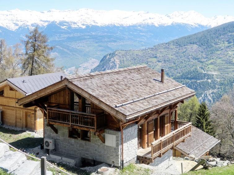Location vacances Vex -  Maison - 8 personnes -  - Photo N° 1