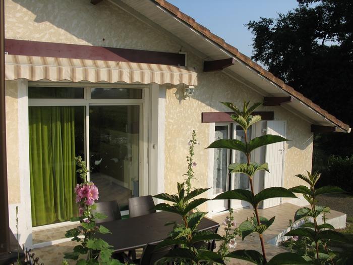 Location vacances Gamarde-les-Bains -  Gite - 4 personnes - Barbecue - Photo N° 1