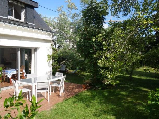 Location vacances La Trinité-sur-Mer -  Maison - 4 personnes - Télévision - Photo N° 1