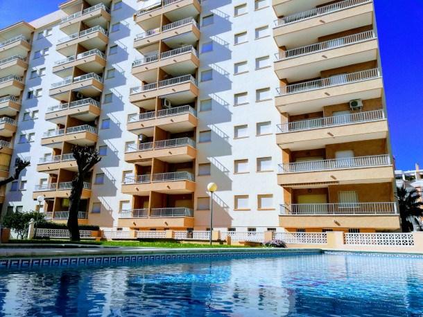 Location vacances Miramar -  Appartement - 5 personnes - Télévision - Photo N° 1