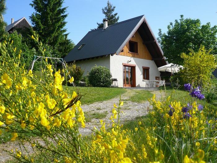 Location vacances Saint-Hilaire -  Maison - 8 personnes - Barbecue - Photo N° 1
