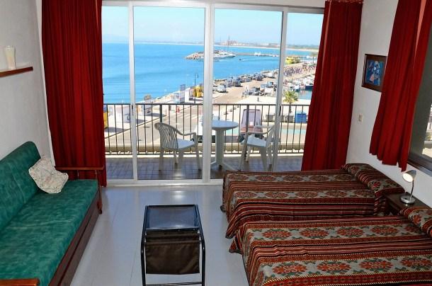 Location vacances Torroella de Montgrí -  Appartement - 2 personnes - Télévision - Photo N° 1