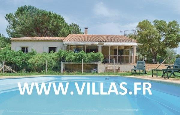 Villa  pour 6 personne(s)