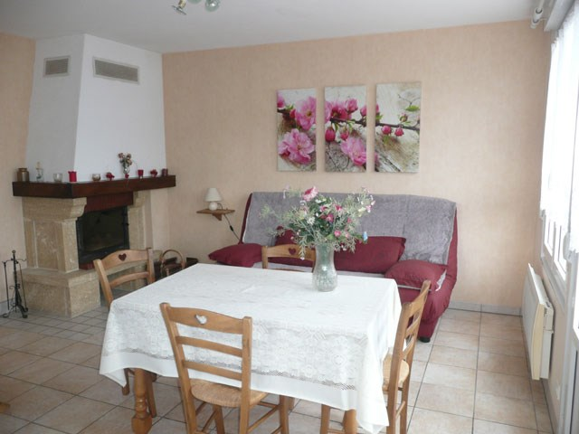 Location vacances Gérardmer -  Appartement - 4 personnes - Barbecue - Photo N° 1