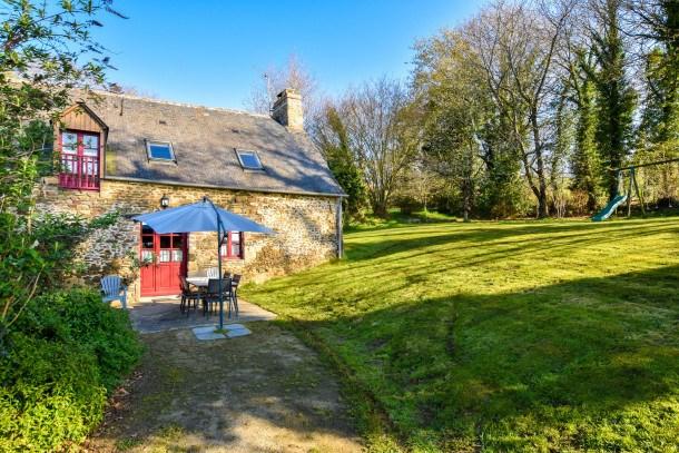 Location vacances La Boussac -  Maison - 6 personnes - Barbecue - Photo N° 1