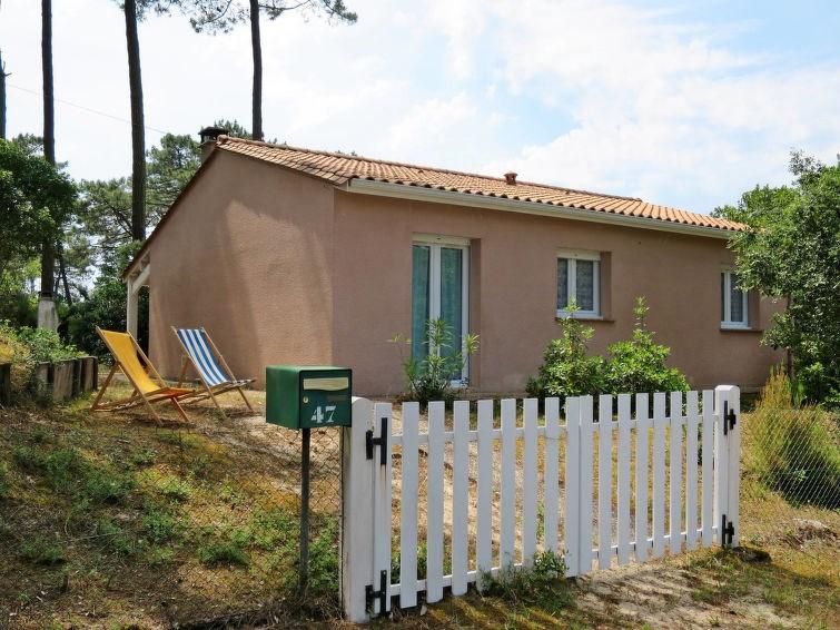 Location vacances Lacanau -  Maison - 4 personnes -  - Photo N° 1