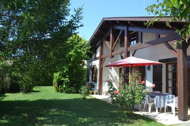 Location vacances Biscarrosse -  Maison - 6 personnes - Lecteur DVD - Photo N° 1