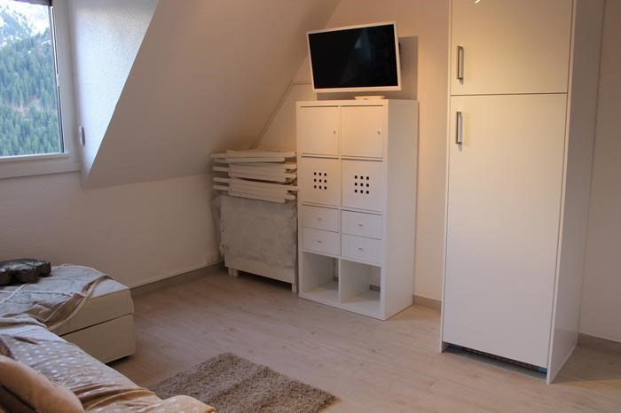 Holiday rentals Les Adrets - Apartment - 5 persons - Television - Photo N° 1