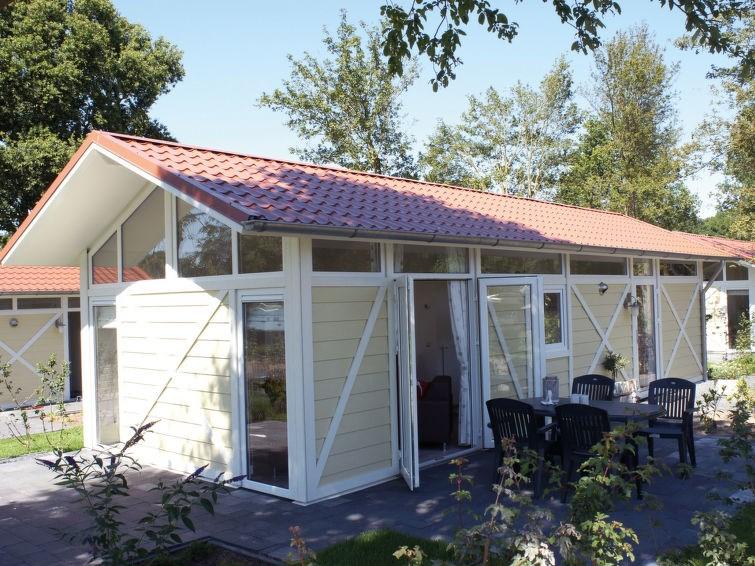 Maison pour 3 personnes à Hulshorst