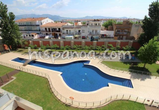 Location vacances Castelló d'Empúries -  Appartement - 6 personnes - Balcon - Photo N° 1