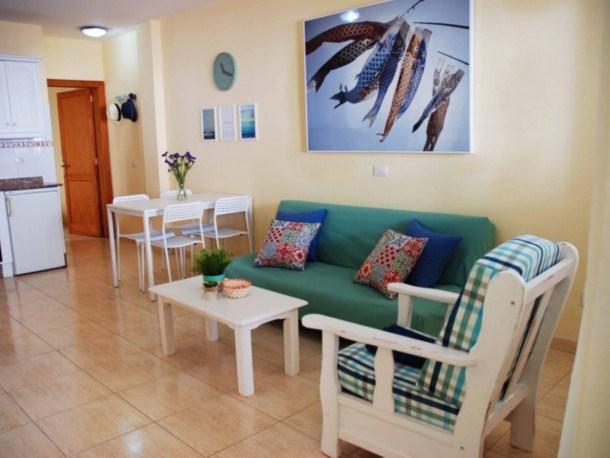 Location vacances Yaiza -  Appartement - 3 personnes - Télévision - Photo N° 1
