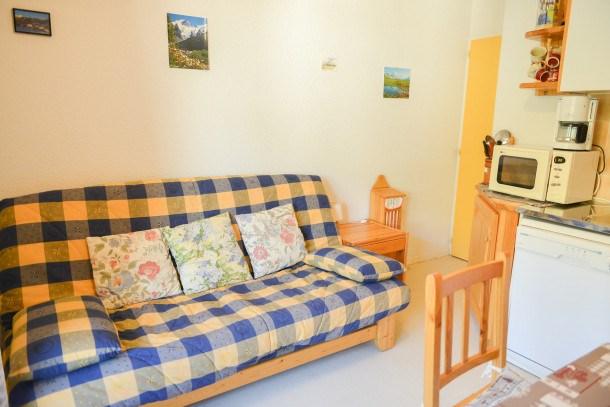 Location vacances Valloire -  Appartement - 4 personnes - Télévision - Photo N° 1