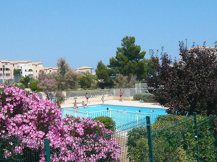 Location vacances Fleury -  Appartement - 4 personnes - Salon de jardin - Photo N° 1