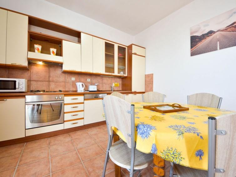 Maison pour 3 personnes à Zadar