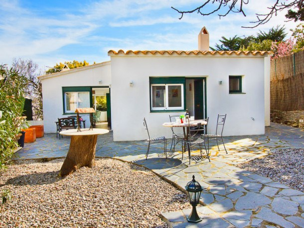 Location vacances Cadaqués -  Maison - 6 personnes - Barbecue - Photo N° 1