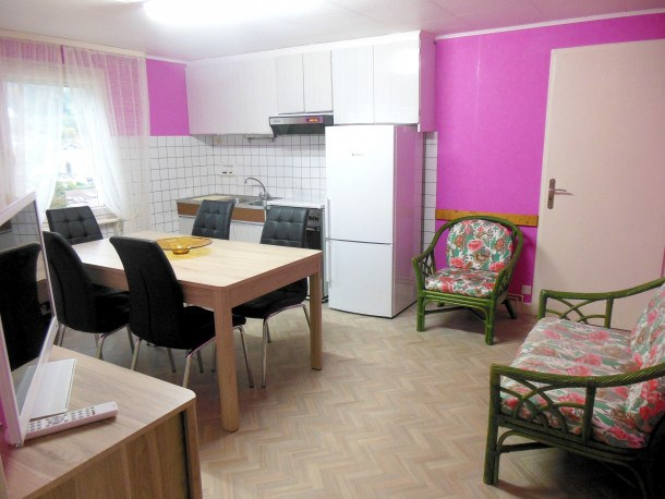 Location vacances La Bresse -  Appartement - 5 personnes - Barbecue - Photo N° 1
