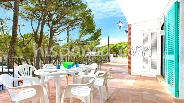 Alquileres de vacaciones Palafrugell - Apartamento - 6 personas - Mueble de jardín - Foto N° 1