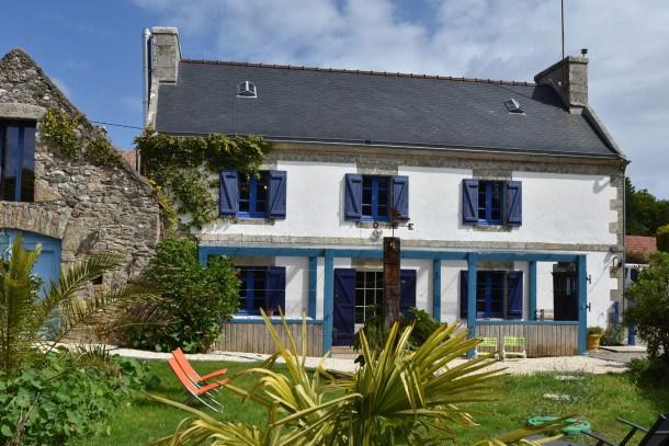 Location vacances Cléden-Cap-Sizun -  Maison - 6 personnes - Barbecue - Photo N° 1