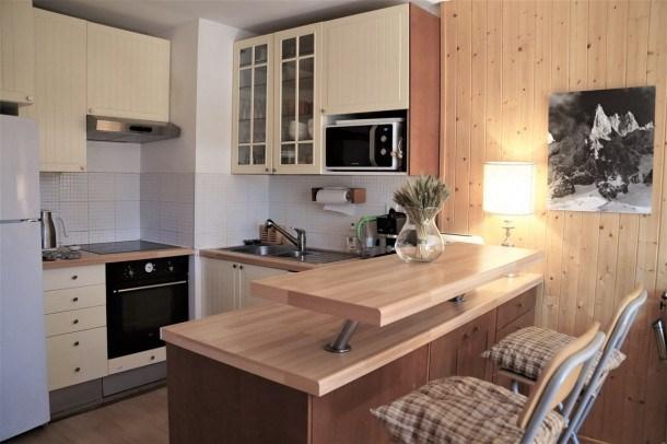 Location vacances Uvernet-Fours -  Appartement - 8 personnes - Télévision - Photo N° 1
