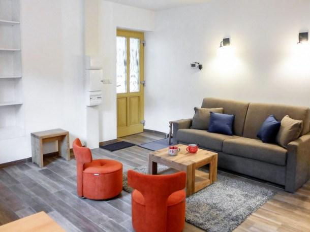 Location vacances Chamonix-Mont-Blanc -  Appartement - 2 personnes - Télévision - Photo N° 1
